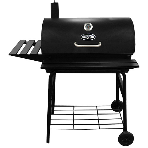 "Kingsford 30"" Barrel Grill"
