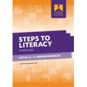 Steps to Literacy Initial - Answer Booklet (Paperback)