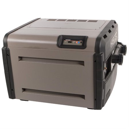 Hayward Electric Spa Heater - Hayward H350FDN Universal H-Series 350,000 BTU Pool and Spa Heater, Natural Gas, Low Nox