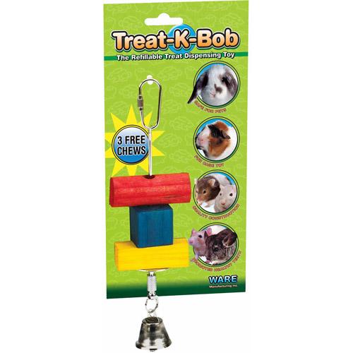 Ware Manufacturing Inc. Styles Pet Treat-K-Bob, Assorted