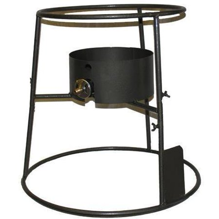 Cajun Classic 10-Gallon Jambalaya Pot Stand With Propane Gas (Jambalaya Pot Stand)