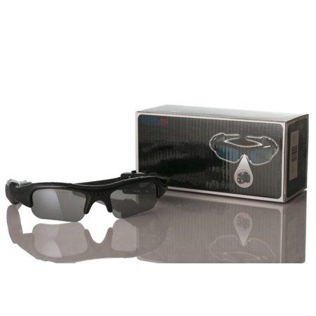 Digital Camera Sunglasses Audio/Video Recording - image 1 of 8
