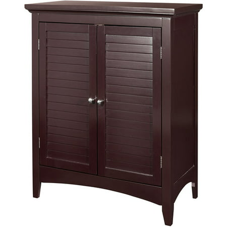 Sicily floor cabinet with two shutter doors for Cabinet height from floor