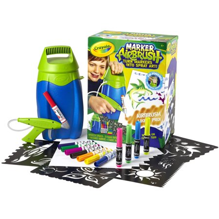 Crayola Marker Air Brush Sprayer