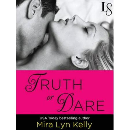 Truth or Dare - eBook - Truth Or Dare Card Games