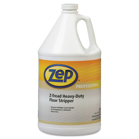 Zep Professional Z Tread Heavy Duty Floor Stripper 1 Gal