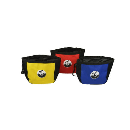 (Affordable Dog Pet Training Bait Bag Water Resistant Pouch for Treats or Toys)