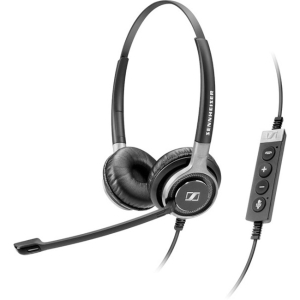 Sennheiser SC660 USB CTRL Century Series Premium Wired Headset