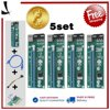 5X PCI-E Adapter SATA USB 3.0 1x to 16x Mining 4pin Molex Multi GPU Riser Best Search term:PCI-E 16X Adapter, PCI-E 1X Riser Board, USB3.0 Cable, Power Cable, For BTC Miner Machine, 5 PCS, 4 Pin BTC Riser CardFeatures:Adopt USB3.0 cable as extender cable, more safer, more efficient, more practical.The video card slot uses the original Taiwan import connector, enables the video card contact to be better.The PCI-E connector uses multilayer shielded wire rods.With SATA, 4pin power cable,more powerful,and reduce the burden of the motherboard.With 3x FP solid capacitors, making graphics power supply more stable and secure.FSpecification:Best solution for setting up ethereum mining, perfect for all kinds of miner.Ideal extender riser card adapter.Gold plated contacts for better connectivity and long life.Adapter card can be inserted in any PCI-E Slot, suc as 1x, 4x, 8x, or 16x.Specification:Main color: greenMaterial: PCB.Item size: approx.12.7*4.2*1.2CMPackage size: approx.12*16.5*2CMPackage Includes:5 x PCI-E 16X Aadapter5 x PCI-E 1X Riser Board5 x USB 3.0 Cable5 x Power CableNote: Please allow 1-3cm error due to manual measurement and make sure you do not mind before ordering.The color of the actual items may slightly vary from the above images due to different computer screen, thanks for your understanding.