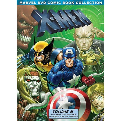 Marvel X-Men: Volume 5 (Full Frame) by DISNEY/BUENA VISTA HOME VIDEO