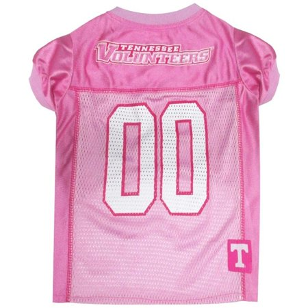 Tennessee Volunteers Pink Pet Jersey - Small - image 1 of 2