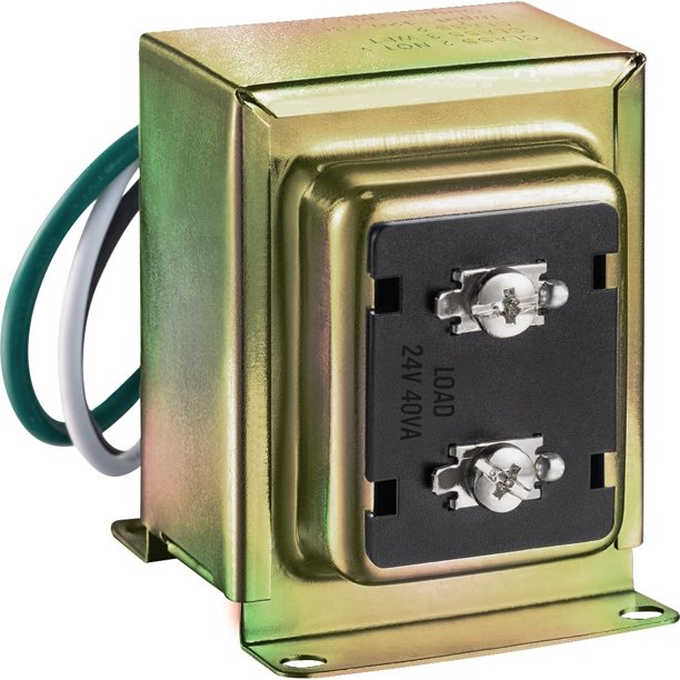 Newhouse Hardware Wired 24v 40va Doorbell Transformer For Powering Multiple Smart Doorbells And Thermostats Walmart Com Walmart Com