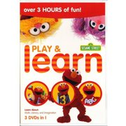 Sesame Street: Play And Learn Math, Literacy And IMagination by
