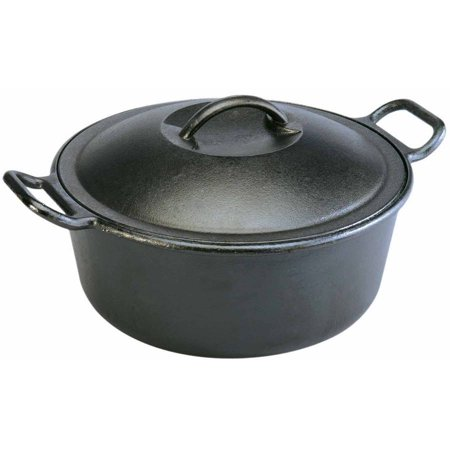 Lodge 4 Quart Cast Iron Dutch Oven P10D3