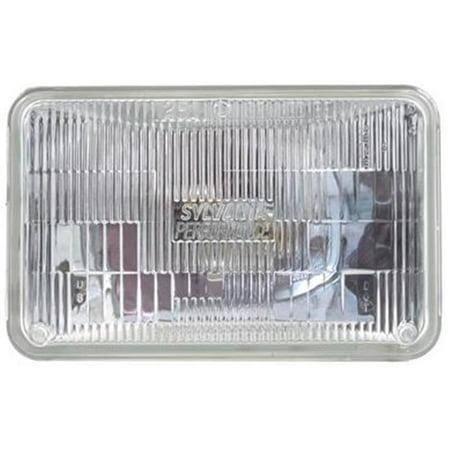 H4656ST Sealed Beam Head Light Bulb, White