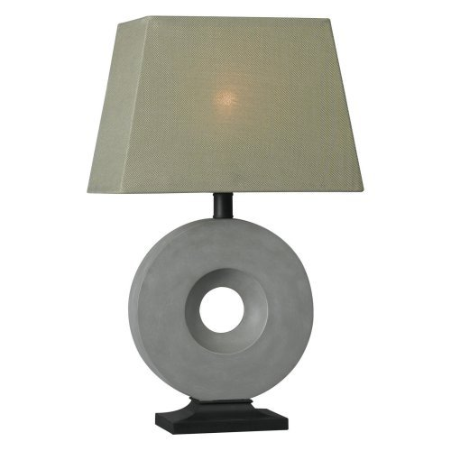 Wildon Home  Outdoor Rhodes 25.5'' H Table Lamp with Empire Shade