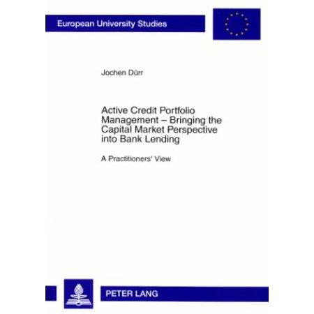 credit management and bank lending pdf
