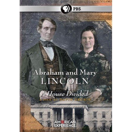 American Experience: Abraham & Mary Lincoln - A House Divided (DVD)