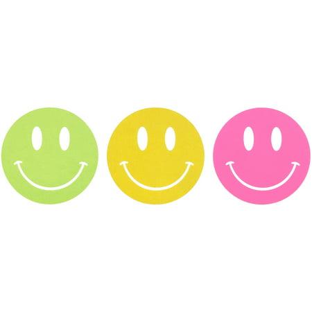"""Darice 12.5"""" Smiley Face Felt, 1 Each"""