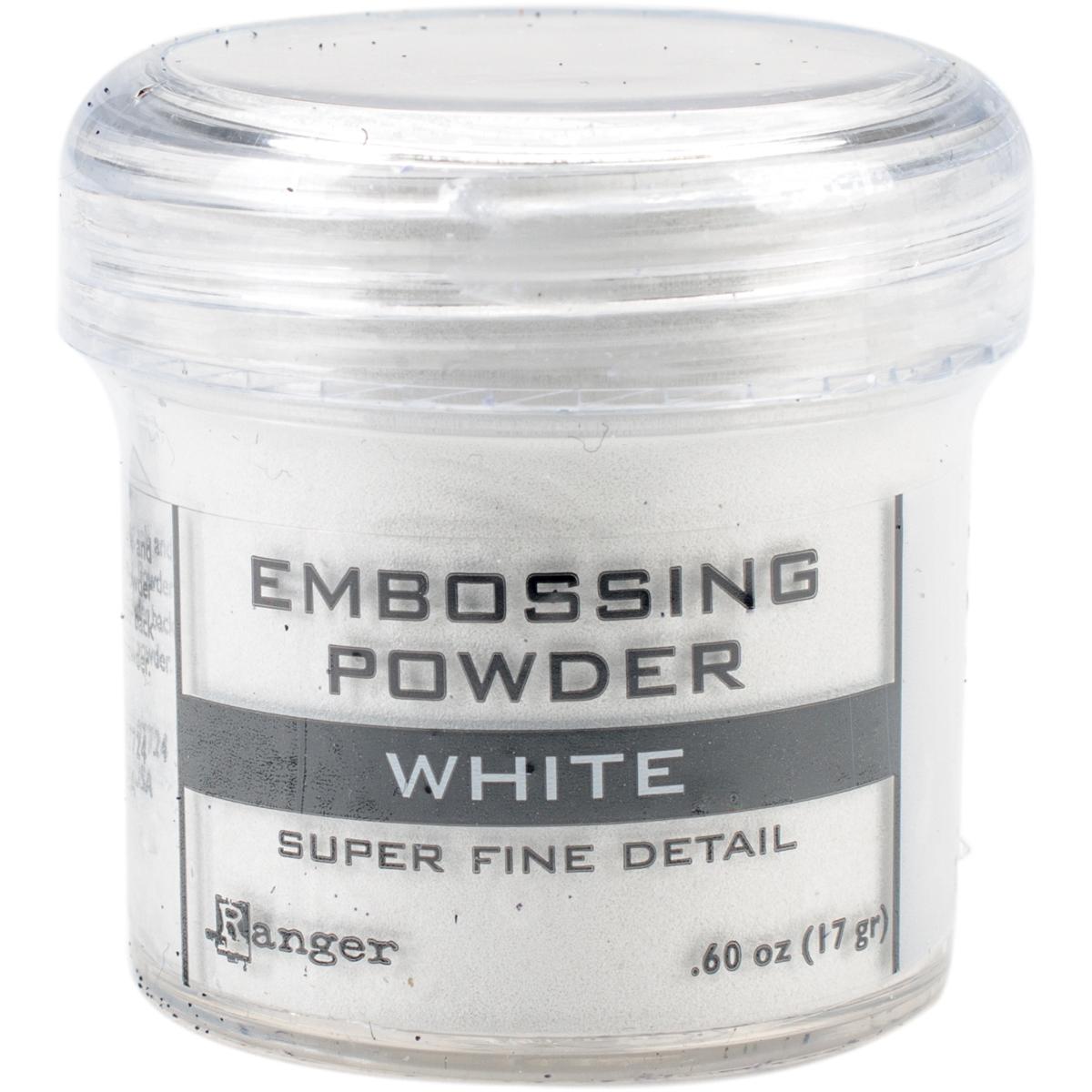 Ranger Embossing Powder-Super Fine White