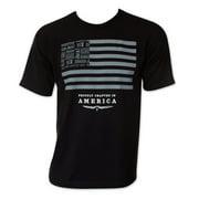 Jack Daniels American Flag T-Shirt-X-Large
