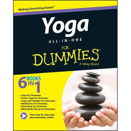 Yoga All-In-One for Dummies (Paperback)
