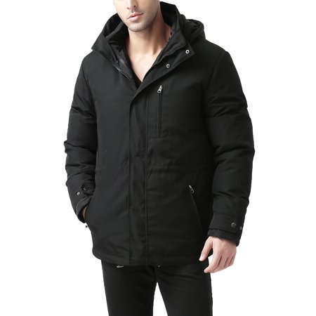Men's James 3-in-1 Waterproof Down Parka - James Coat