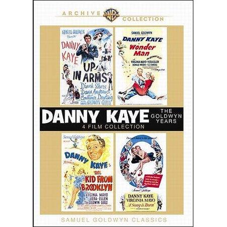 Danny Kaye  The Goldwyn Years  Full Frame