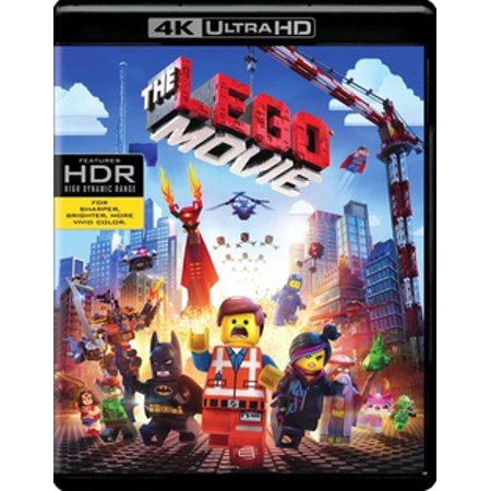 Movies In Morgan Hill (The Lego Movie (4K Ultra HD))