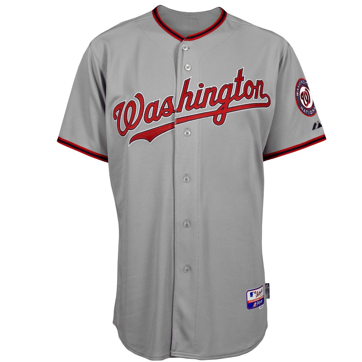 new concept 4627e 65c78 Majestic Baseball Jersey - Road Cool Mlb Base Authentic ...
