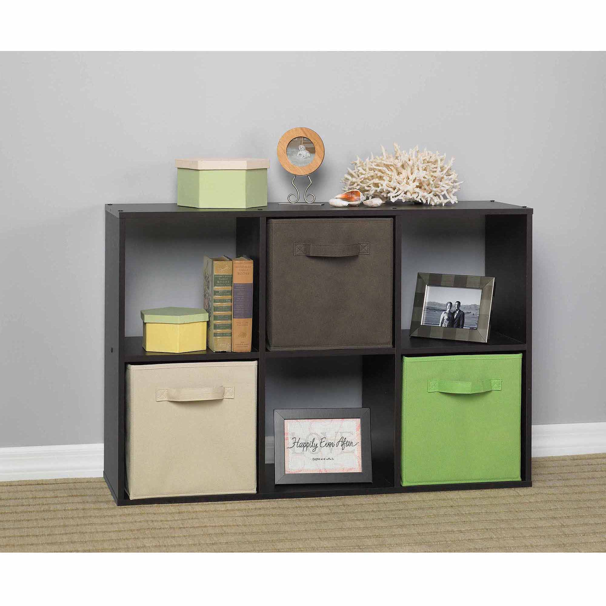 tibs bench features cube cubeicals closetmaid home product storage espresso kitchen