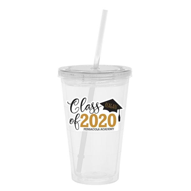 Personalized Graduation Tumbler