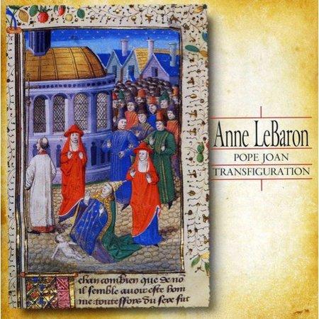 Anne Lebaron  Pope Joan  Transfiguration
