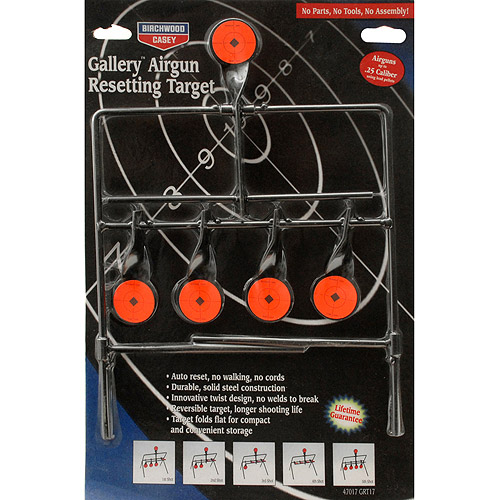 Birchwood Casey Airgun Resetting Target