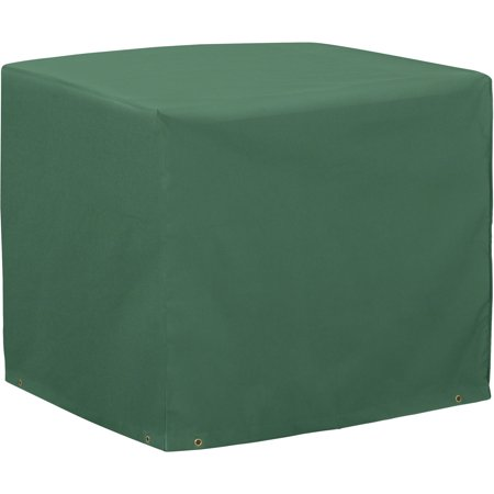 Classic Accessories Atrium Air Conditioner Storage Cover, Square, Green