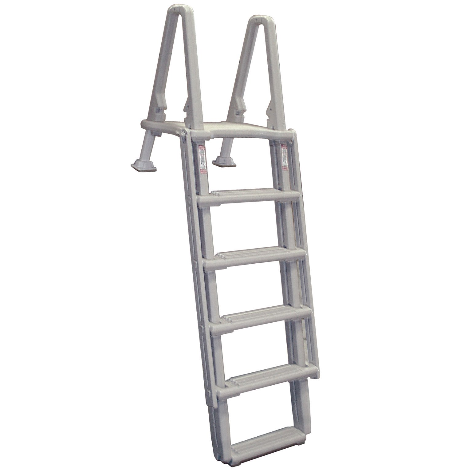 Confer Above Ground 8100X Swimming Pool Ladders Outside Steps Ladder 48-54  Inch