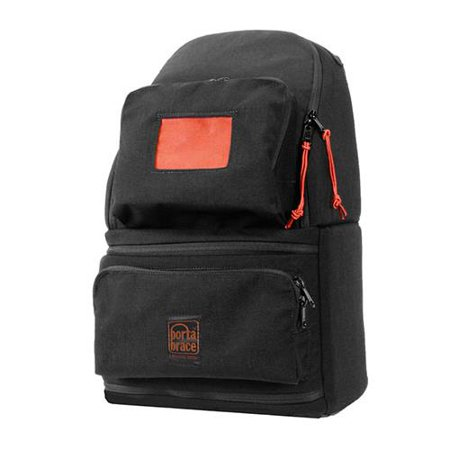 RIG Backpack for Panasonic Lumix DMC-GH4, Black