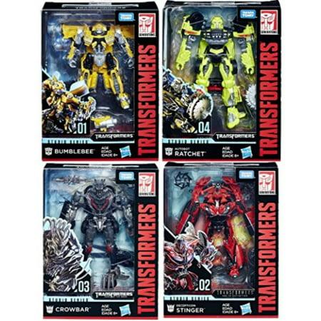 Transformers Studio Series Premier Deluxe Wave 1 Set