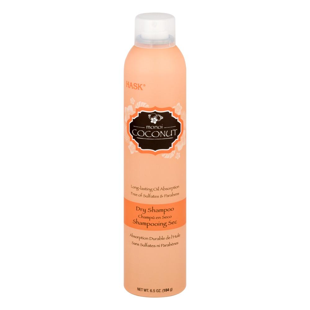 Hask Dry Shampoo Monoi Coconut 6 5 Oz Walmart Com