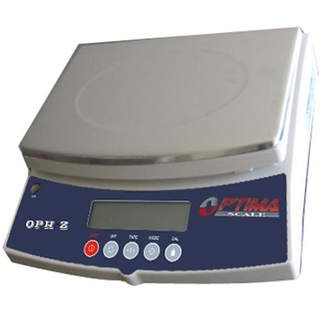 Optima Scales OPH-Z20 High Capacity Precision Balance - 20kg x 0.1g