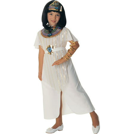 Girl's Cleopatra Costume Rubies 881062 - Cleopatra Costume For Child