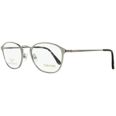 304d9f61a10 Tom Ford Oval Eyeglasses TF5349 006 Size  51mm Ruthenium Black FT5349 -  Walmart.com