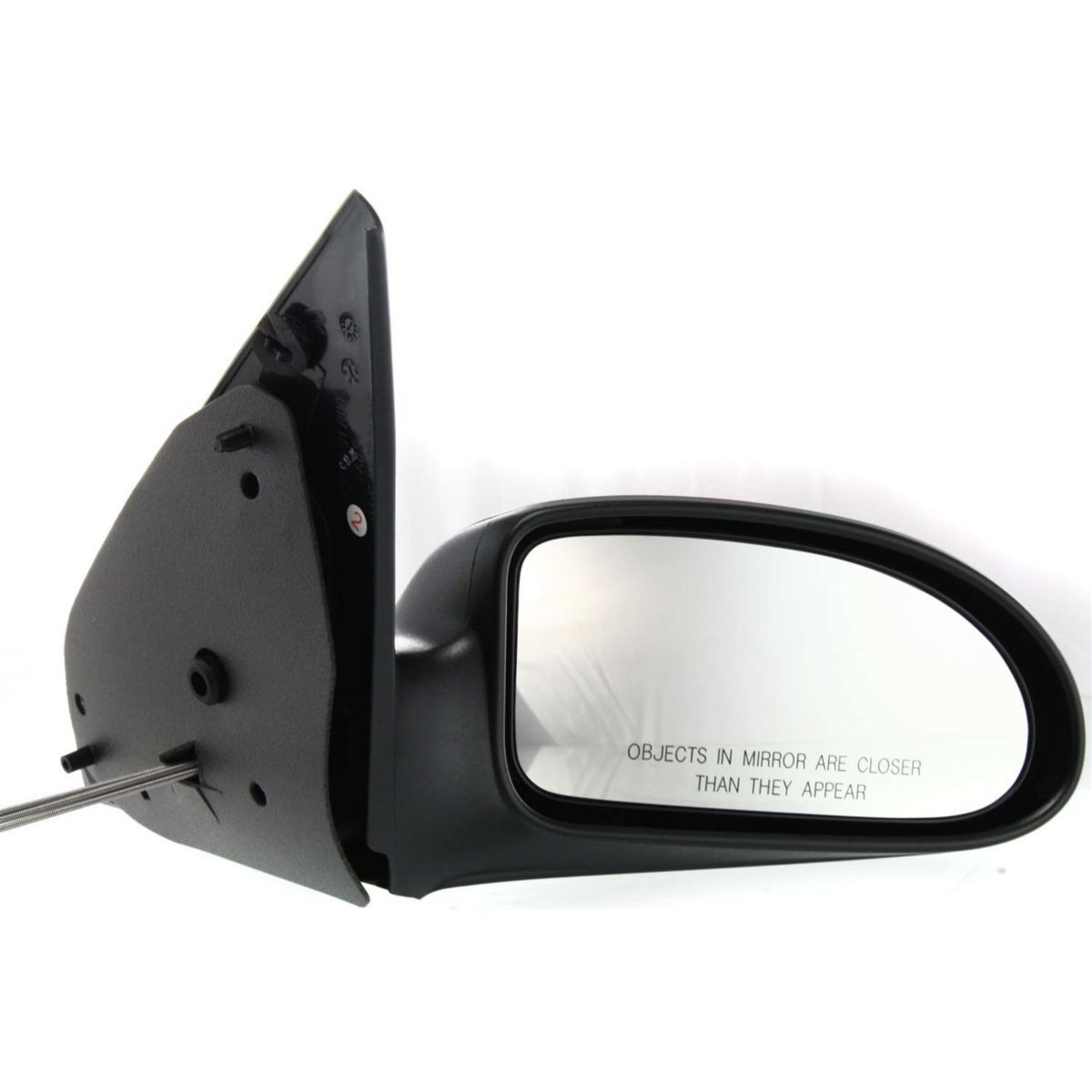 00-02 Ford Focus Manual Remote Mirror RH Passenger Right Side (To 11/28/01)