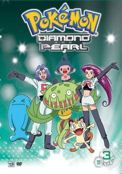 Pokemon Diamond & Pearl: Collection 3 (DVD) by Viz Media, LLC.