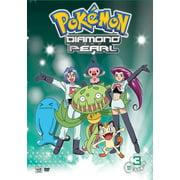 Pokemon Diamond & Pearl: Collection 3 (DVD)