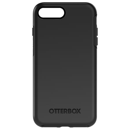 Otterbox Symmetry Series Case For Iphone 8 Plus   Iphone 7 Plus  Black