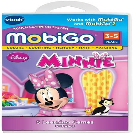 VTech MobiGo Minnie's Bow-Toons