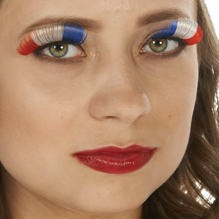 American as Apple Pie Eyelashes Halloween Accessory