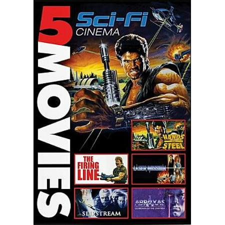 Sci-Fi Cinema: 5-Movie Collection - Shark Sci Fi Movies