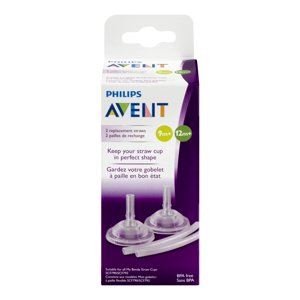 Philips Avent Replacement Straw - 2 CT